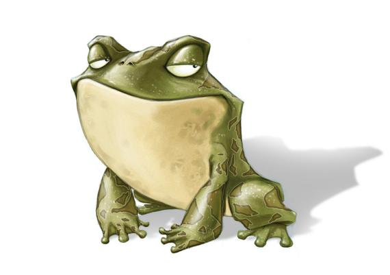 Erdinger Frosch 2