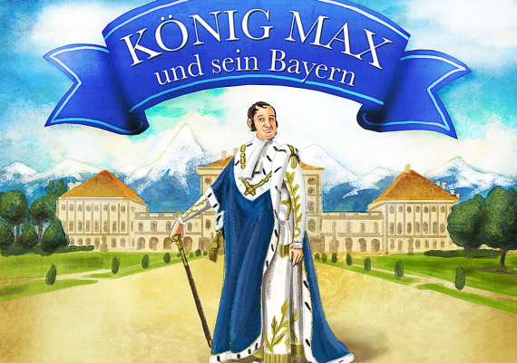König Max - Titel - Prop